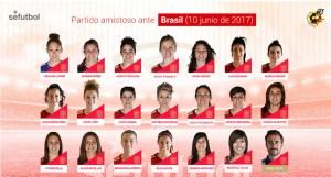 El Fernando Torres recibirá a la Selección Española Femenina