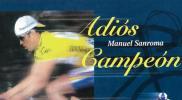 Homenaje a Manolo Sanroma en una nueva edición de Pedaladas