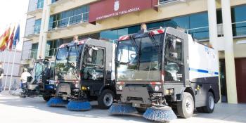 Nuevos Vehiculos Limpieza