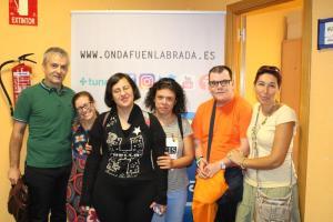 Aspandi nos visita en la Semana de la Diversidad Funcional 2017