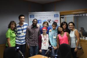 El Centro de Educación Especial Sor Juana Inés de la Cruz viene a Días de Radio