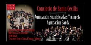 Concierto gratuito por el Día de Santa Cecilia patrona de la música