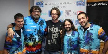 'El disco de plata' nuevo programa musical de Onda Fuenlabrada