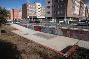 Fuenlabrada pide la apertura de la estación de metro del barrio de El Vivero