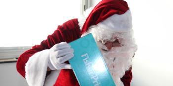 Papá Noel visita mañana el Hospital de Fuenlabrada