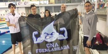 14 medallas para el CNA Fuenlabrada en el Campeonato de España