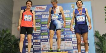 Aguirrebengoa se proclama Campeón de España máster en Salamanca