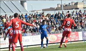 Solo vale ganar el domingo en el Fernando Torres