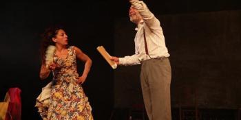 La obra de teatro ¡Ay Carmela! protagonista de la agenda cultura del fin de semana