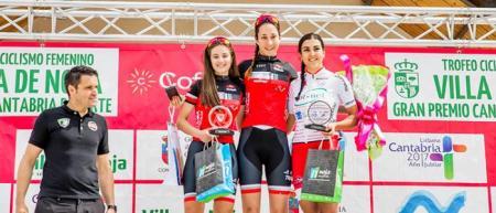 Carolina Esteban es la primera líder de la Copa de España junior