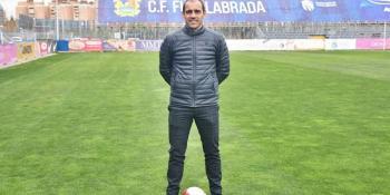 Eloy Jiménez ya habla como entrenador del CF Fuenlabrada