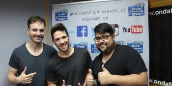 El grupo Divans presenta su disco 'La lluvia no es triste'