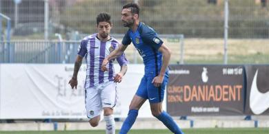 Marcos Gullón da un cambio de imagen al CF Fuenlabrada