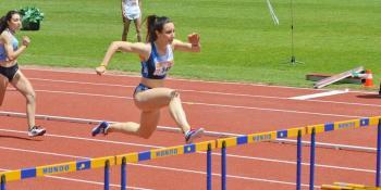 Buen botín para el Club Atletismo Fuenlabrada en el Campeonato de Madrid