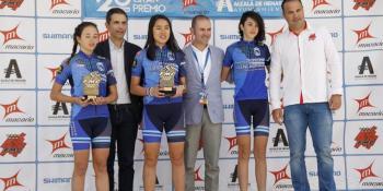 La escuela de la Unión Ciclista Fuenlabrada sigue en estado de gracia