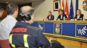 Jornada informativa de la Policía Local y el Servicio de Extinción de Incendios