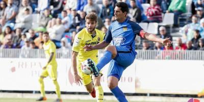 Juanma Marrero analiza la temporada del CF. Fuenlabrada