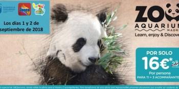 Días de Fuenlabrada en el Zoo Aquarium de Madrid