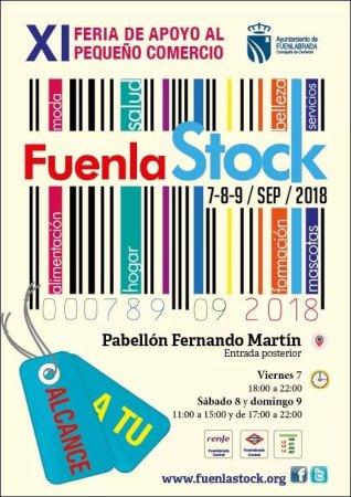 El Pabellón Fernando Martín recibe la XI edición de FuenlaStock