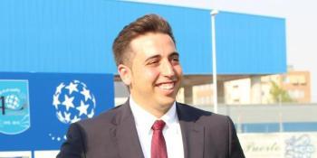 El presidente del Fuenla se ilusiona con la nueva temporada