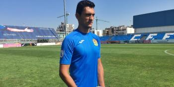 Joma vestirá al CF. Fuenlabrada las próximas temporadas