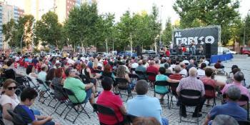 Récord de participación en los programas culturales del verano en Fuenlabrada