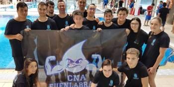 El CNA Fuenlabrada arranca la temporada con nueve medallas
