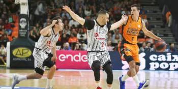 Dubljevic y el juego exterior condenan al Montakit Fuenlabrada en Valencia