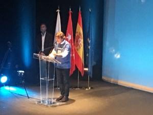 Acto de presentación de la candidatura de Fuenlabrada Ciudad Europea del Deporte 2019