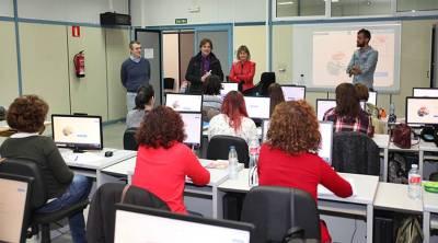 75 personas realizan los cursos para el Certificado de Profesionalidad del CIFE