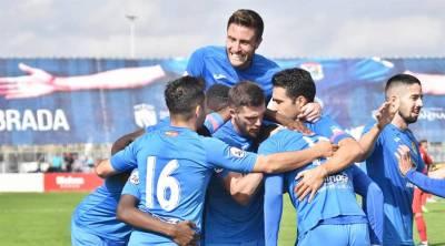 Balance del primer tercio de temporada del CF Fuenlabrada