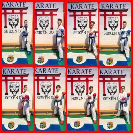 El Club de Karate Seiken Do estará en el Campeonato de España