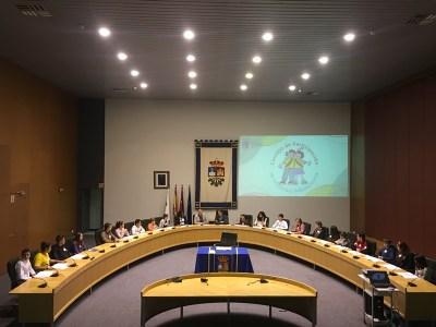 Pleno conmemorativo del Día Internacional de la Infancia y la Adolescencia