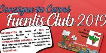 Nueva campaña de renovación del Carné Fuenli