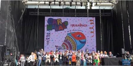Más de 6.000 fuenlabreños inauguran el Carnaval 2019