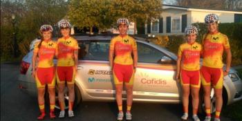 Carolina Esteban correrá en Holanda con la Selección Española junior