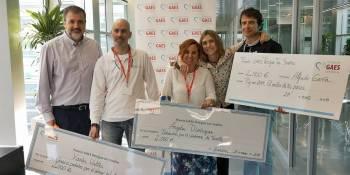 El Club Ciclista Pedaladas por el Tourette gana una beca GAES
