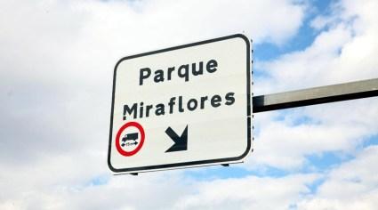 Pasarela para mejorar la accesibilidad de los residentes del Parque Miraflores