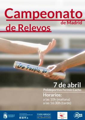 Un Campeonato de España y otro de Madrid este fin de semana en Fuenlabrada