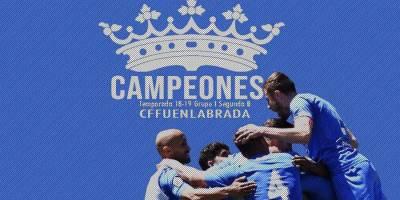 El Fuenla es Campeón de Liga y hoy conocerá su rival en el play off de ascenso