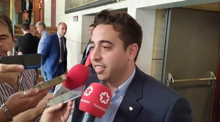 El Presidente del CF. Fuenlabrada habla del play off de ascenso