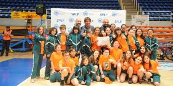 Escolares de varios centros disfrutan de la Fiesta de la Seguridad Vial