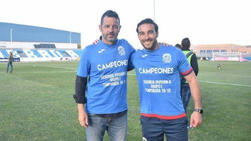 Mere renueva con el Fuenla para las dos próximas temporadas