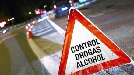Nueva campaña de control de alcohol y drogas entre los conductores