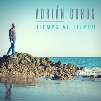 Adrián Cobos lanza su segunda creación discográfica 'Tiempo al tiempo'.