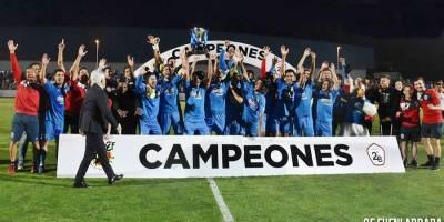 Arranca el Año I del Fuenla en la Segunda División