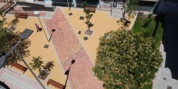 Concluye la remodelación de la Plaza de Cádiz