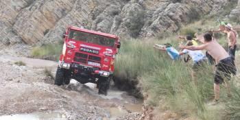 Dani Cesteros hace historia al finalizar la Baja Aragón 2019