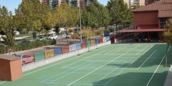 Comienza el proyecto de mejora y conservación de los patios escolares