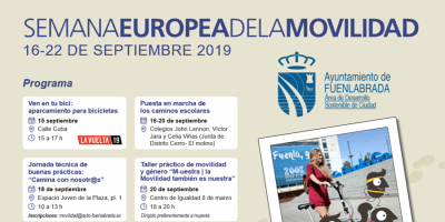 La Semana Europea de la Movilidad se concentra en el Open Streets Day
